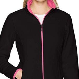 Essentials Damen fleece-outerwear-jackets Quarter-zip Polar Fleece Jacket Marke